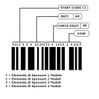 Generatore codice a barre ean 39
